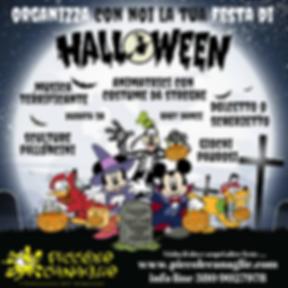 Festa Halloween AnimazioneBambini