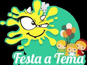 Animazone Bambini Festa a Tema con mascotte del pesonaggio Preferito