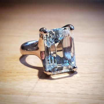 Bryllupsgave Ring