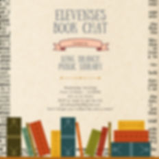 Copy of Library theme party invitation -