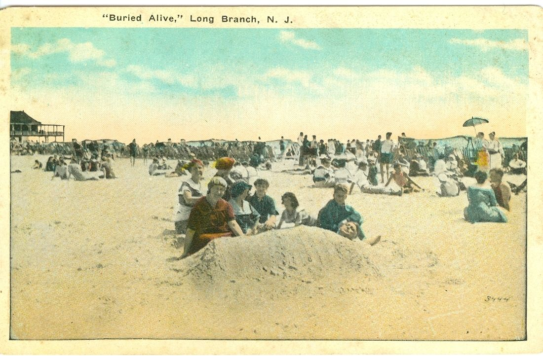 Long Branch _Buried Alive_