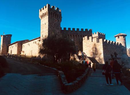 Castello Di Amorosa, Calistoga, Napa Valley