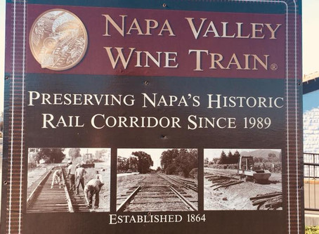 Napa Village & The Napa Valley Wine train
