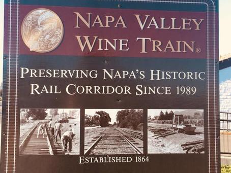 Napa Village & The Napa Valley Wine train