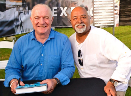 Lunch with Rick Stein