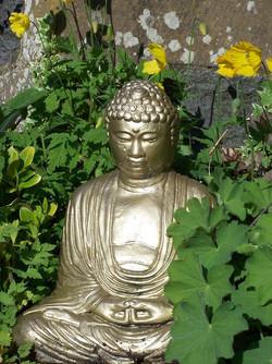 Crystal House Buddha