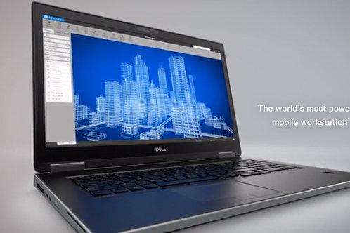"Dell Precision 17"" Mobile Workstation Laptop"