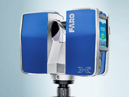 Faro X330 Focus3D Laser Scanner Rental