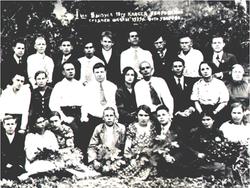 1 выпуск школы 1939