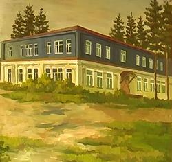 школа рисованная