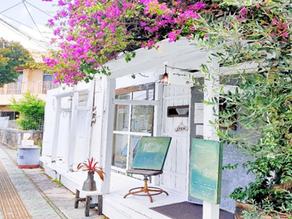 【インスタ映え間違いなし♡】レトロで可愛いカフェ 「mofgmona」