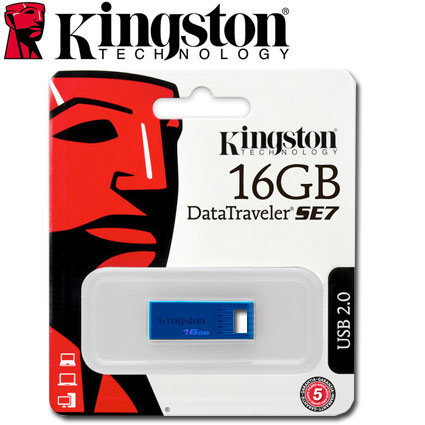 16GB DataTraveler SE7 - DTSE7/16GB