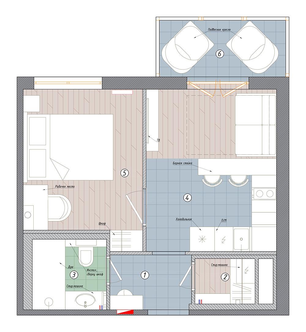 планировка квартиры жк кремлевские звезды