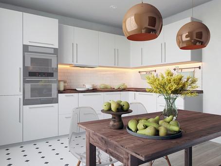 7 идей для квартиры в скандинавском стиле