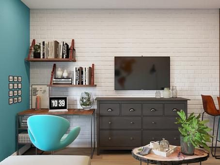 Домашний офис - как обустроить?