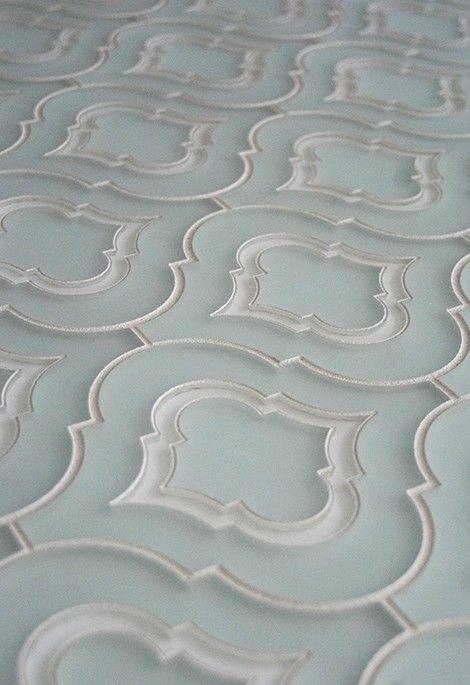 мозаика арабеска из стекла