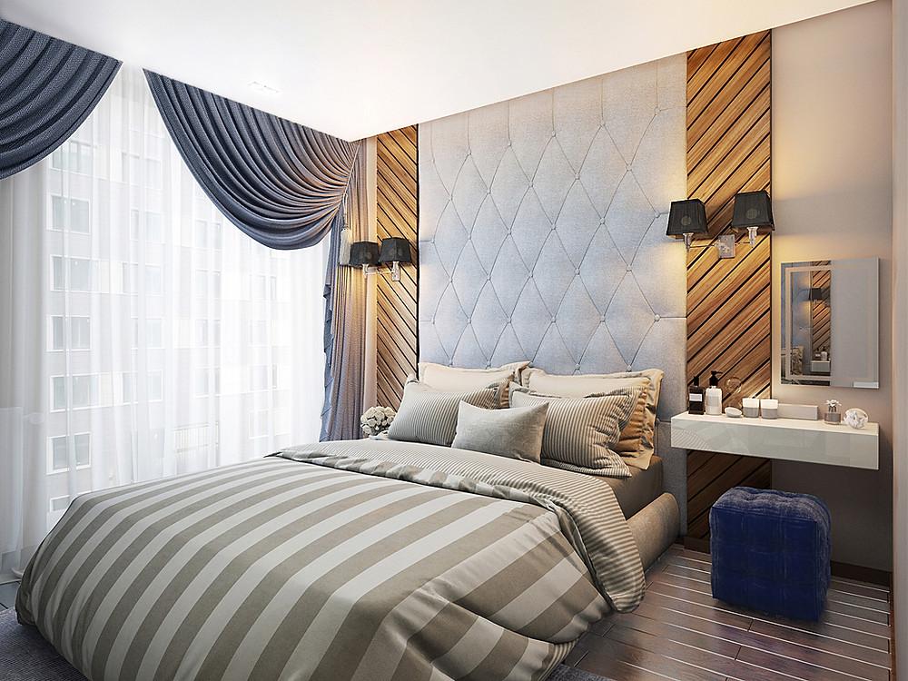 дизайн проект интерьера квартиры в стиле ар-деко спб