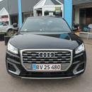 Audi Q2 køres af Thomas Helligsø Jensen