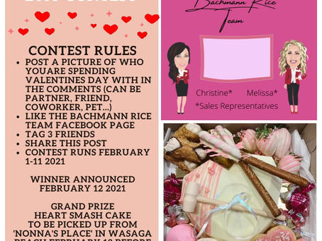 Valentines Day Contest