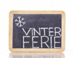 Vinterferie: Ingen trening uke 8