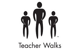 Teacher Walks gets teachers and students moving, one step at a time.