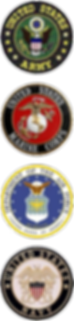 United States Military, Patches
