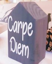 Huisje Carpe Diem