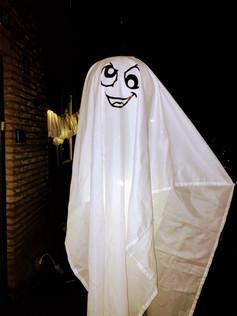 Groot spook Halloween