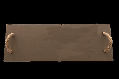 Hapjesplank zonder tekst