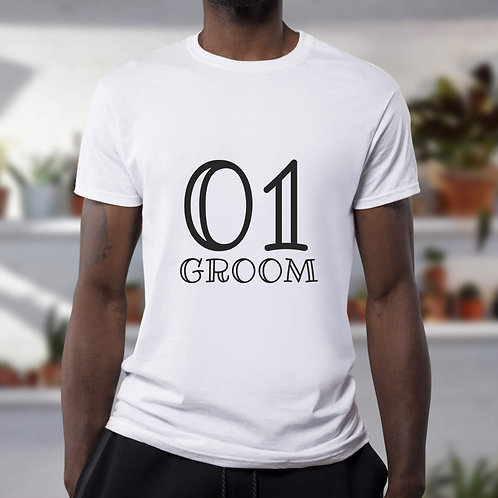 T-shirt Groom 01
