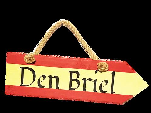 Spaanse Wegwijzer Den Briel
