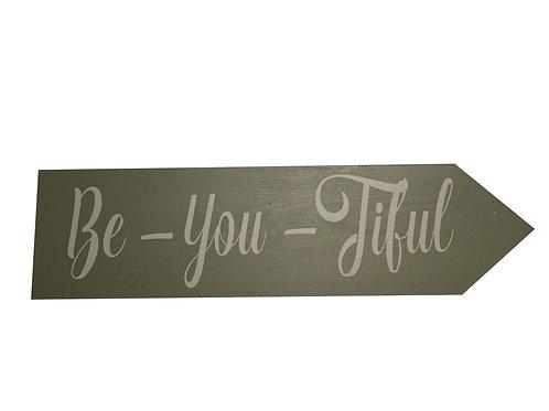 Wegwijzer: Be-You-Tiful