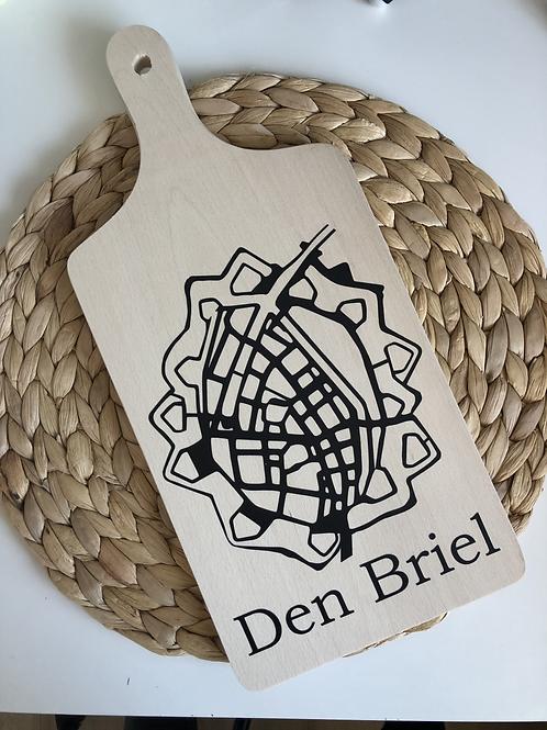 Hapjesplank: Den Briel