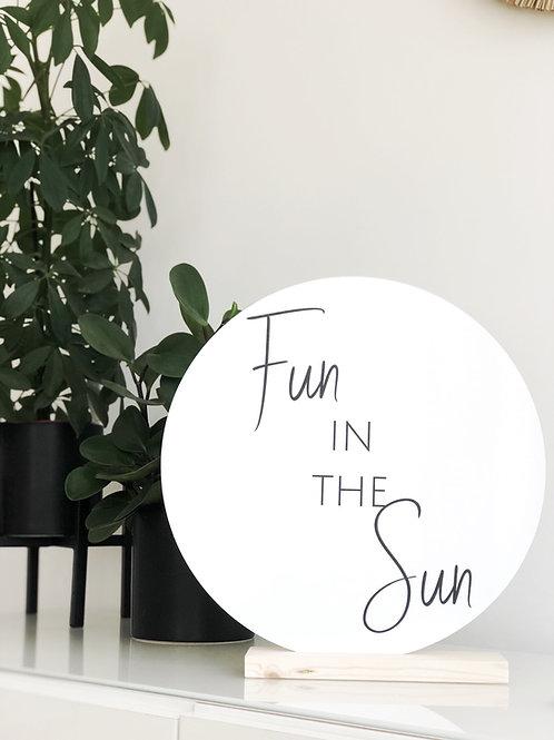 Wooncirkel: Fun in the Sun