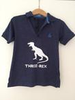 T-shirt Three Rex