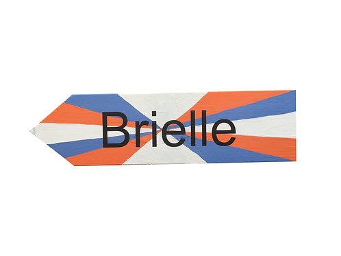 Wegwijzer: Brielle