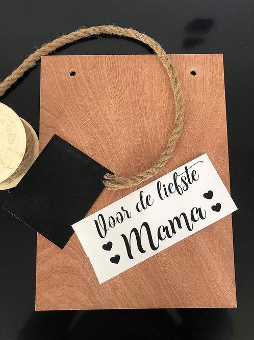 DIY Moederdag pakket Mama