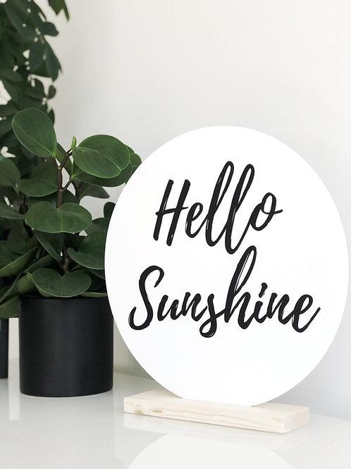 Wooncirkel: Hello Sunshine
