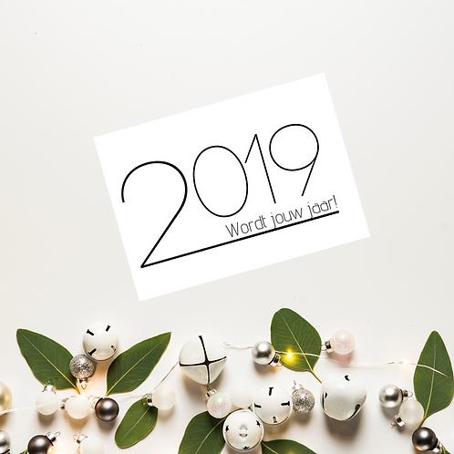 2019 wordt jouw jaar!
