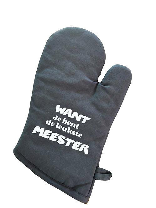 Ovenwant Meester