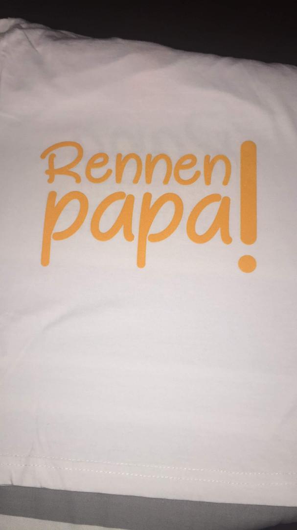 Marathon shirt papa