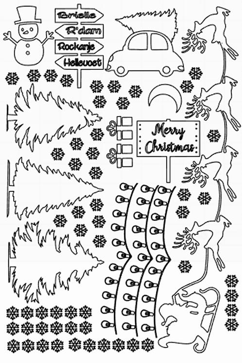 Uitbreidingsset: Kerstmis