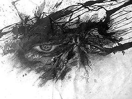 sm_Frimel_Crown_48x32_ink-charcoal-penci