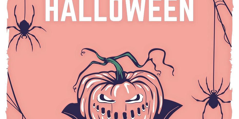 Halloween Horror Story For Kids