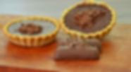 TORTILHA DE CHOCOLATTE