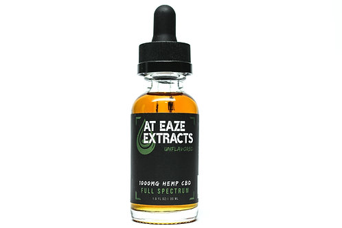 1,000MG UNFLAVORED TINCTURE