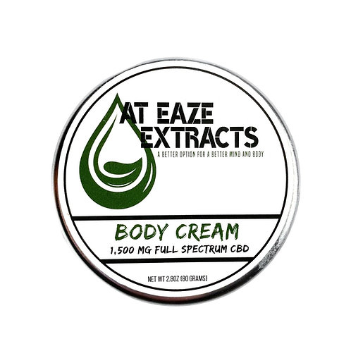 1,500MG BODY CREAM