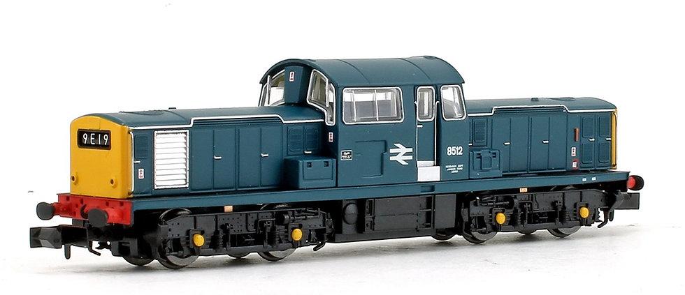 E84505 EFE Rail N Gauge Class 17 Locomotive with DCC Sound