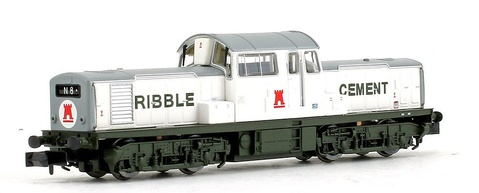 E84507 EFE Rail N Gauge Class 17 Locomotive with DCC Sound