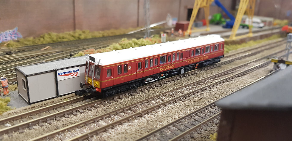 Dapol 2D-009-006 Class 121 977858 BR Maroon SYP